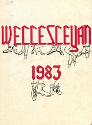 Wellesley High School - Wellesleyan Yearbook (Wellesley, MA) online yearbook collection, 1983 Edition, Page 1