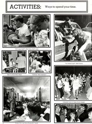 Page 10, 1987 Edition, Wellesley High School - Wellesleyan Yearbook (Wellesley, MA) online yearbook collection