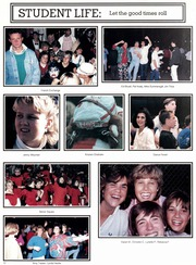 Page 16, 1987 Edition, Wellesley High School - Wellesleyan Yearbook (Wellesley, MA) online yearbook collection