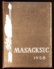 1958 Edition, Longmeadow High School - Masacksic Yearbook (Longmeadow, MA)