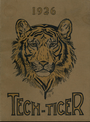 Page 1, 1926 Edition, Technical High School - Tech Tiger Yearbook (Springfield, MA) online yearbook collection