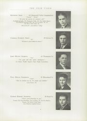 Page 13, 1926 Edition, Technical High School - Tech Tiger Yearbook (Springfield, MA) online yearbook collection