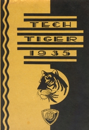 Page 1, 1935 Edition, Technical High School - Tech Tiger Yearbook (Springfield, MA) online yearbook collection