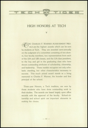 Page 16, 1935 Edition, Technical High School - Tech Tiger Yearbook (Springfield, MA) online yearbook collection