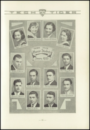 Page 17, 1935 Edition, Technical High School - Tech Tiger Yearbook (Springfield, MA) online yearbook collection