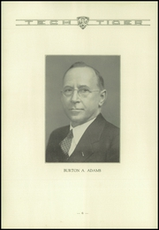 Page 8, 1935 Edition, Technical High School - Tech Tiger Yearbook (Springfield, MA) online yearbook collection
