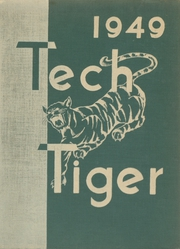 Page 1, 1949 Edition, Technical High School - Tech Tiger Yearbook (Springfield, MA) online yearbook collection