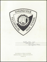 Page 5, 1949 Edition, Technical High School - Tech Tiger Yearbook (Springfield, MA) online yearbook collection