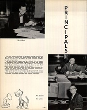 Page 12, 1956 Edition, Technical High School - Tech Tiger Yearbook (Springfield, MA) online yearbook collection