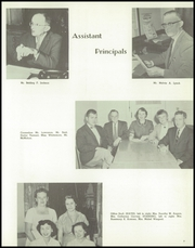 Page 11, 1959 Edition, Technical High School - Tech Tiger Yearbook (Springfield, MA) online yearbook collection