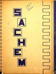 Page 1, 1957 Edition, Agawam High School - Sachem Yearbook (Agawam, MA) online yearbook collection