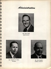 Page 11, 1957 Edition, Agawam High School - Sachem Yearbook (Agawam, MA) online yearbook collection