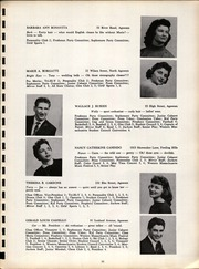 Page 17, 1957 Edition, Agawam High School - Sachem Yearbook (Agawam, MA) online yearbook collection