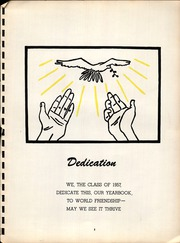 Page 9, 1957 Edition, Agawam High School - Sachem Yearbook (Agawam, MA) online yearbook collection