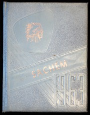 Agawam High School - Sachem Yearbook (Agawam, MA) online yearbook collection, 1963 Edition, Page 1