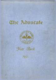 Page 1, 1931 Edition, Needham High School - Advocate Yearbook (Needham, MA) online yearbook collection