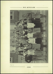Page 6, 1931 Edition, Needham High School - Advocate Yearbook (Needham, MA) online yearbook collection