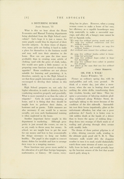 Page 10, 1933 Edition, Needham High School - Advocate Yearbook (Needham, MA) online yearbook collection