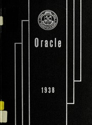 Page 1, 1938 Edition, Wakefield High School - Oracle Yearbook (Wakefield, MA) online yearbook collection