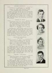 Page 11, 1938 Edition, Wakefield High School - Oracle Yearbook (Wakefield, MA) online yearbook collection