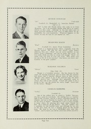 Page 14, 1938 Edition, Wakefield High School - Oracle Yearbook (Wakefield, MA) online yearbook collection