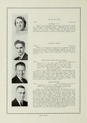 Page 16, 1938 Edition, Wakefield High School - Oracle Yearbook (Wakefield, MA) online yearbook collection