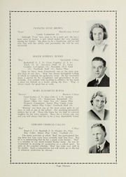 Page 17, 1938 Edition, Wakefield High School - Oracle Yearbook (Wakefield, MA) online yearbook collection