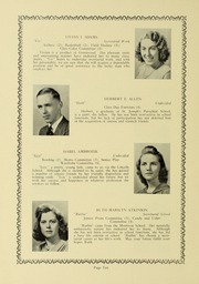 Page 14, 1942 Edition, Wakefield High School - Oracle Yearbook (Wakefield, MA) online yearbook collection