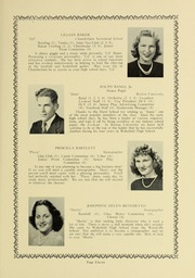 Page 15, 1942 Edition, Wakefield High School - Oracle Yearbook (Wakefield, MA) online yearbook collection