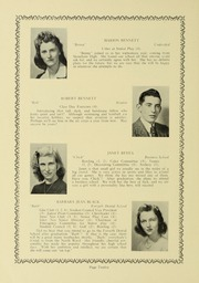 Page 16, 1942 Edition, Wakefield High School - Oracle Yearbook (Wakefield, MA) online yearbook collection
