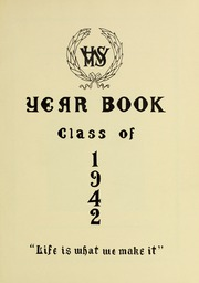 Page 5, 1942 Edition, Wakefield High School - Oracle Yearbook (Wakefield, MA) online yearbook collection