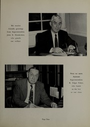 Page 11, 1957 Edition, Wakefield High School - Oracle Yearbook (Wakefield, MA) online yearbook collection