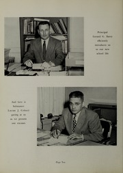 Page 12, 1957 Edition, Wakefield High School - Oracle Yearbook (Wakefield, MA) online yearbook collection