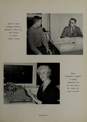 Page 13, 1957 Edition, Wakefield High School - Oracle Yearbook (Wakefield, MA) online yearbook collection