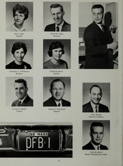 Page 10, 1967 Edition, Wakefield High School - Oracle Yearbook (Wakefield, MA) online yearbook collection