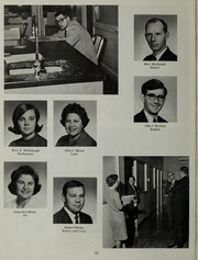 Page 16, 1967 Edition, Wakefield High School - Oracle Yearbook (Wakefield, MA) online yearbook collection