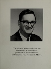 Page 5, 1967 Edition, Wakefield High School - Oracle Yearbook (Wakefield, MA) online yearbook collection