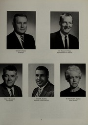 Page 9, 1967 Edition, Wakefield High School - Oracle Yearbook (Wakefield, MA) online yearbook collection