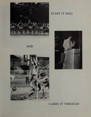 Page 7, 1973 Edition, Wakefield High School - Oracle Yearbook (Wakefield, MA) online yearbook collection