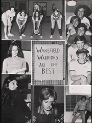 Page 124, 1975 Edition, Wakefield High School - Oracle Yearbook (Wakefield, MA) online yearbook collection