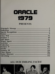Page 5, 1979 Edition, Wakefield High School - Oracle Yearbook (Wakefield, MA) online yearbook collection