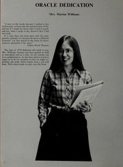Page 8, 1979 Edition, Wakefield High School - Oracle Yearbook (Wakefield, MA) online yearbook collection