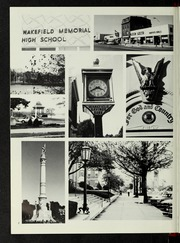 Page 6, 1987 Edition, Wakefield High School - Oracle Yearbook (Wakefield, MA) online yearbook collection