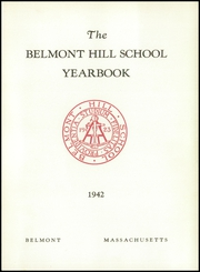 Page 7, 1942 Edition, Belmont Hill School - Belmont Hill School Yearbook (Belmont, MA) online yearbook collection