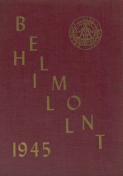 Page 1, 1945 Edition, Belmont Hill School - Belmont Hill School Yearbook (Belmont, MA) online yearbook collection