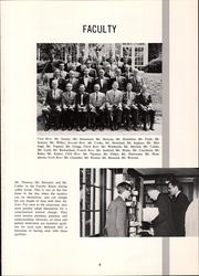 Page 13, 1964 Edition, Belmont Hill School - Belmont Hill School Yearbook (Belmont, MA) online yearbook collection