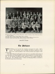 Page 147, 1927 Edition, Phillips Academy - Pot Pourri Yearbook (Andover, MA) online yearbook collection