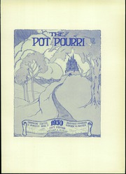 Page 17, 1930 Edition, Phillips Academy - Pot Pourri Yearbook (Andover, MA) online yearbook collection