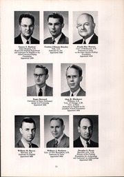Page 15, 1951 Edition, Phillips Academy - Pot Pourri Yearbook (Andover, MA) online yearbook collection