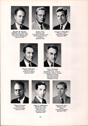 Page 17, 1951 Edition, Phillips Academy - Pot Pourri Yearbook (Andover, MA) online yearbook collection